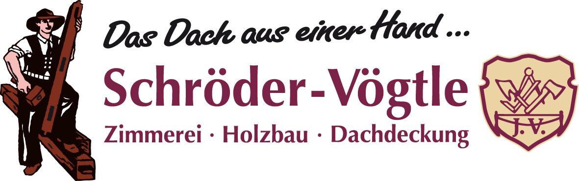 Zimmerei - Dachdeckerei Schröder Vögtle
